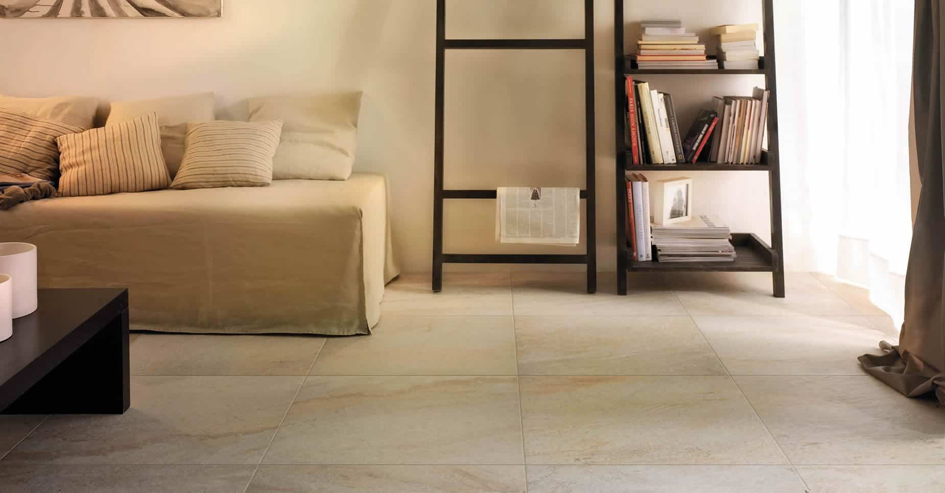 Serie ground pavimenti e rivestimenti musis for Pavimento gres effetto pietra