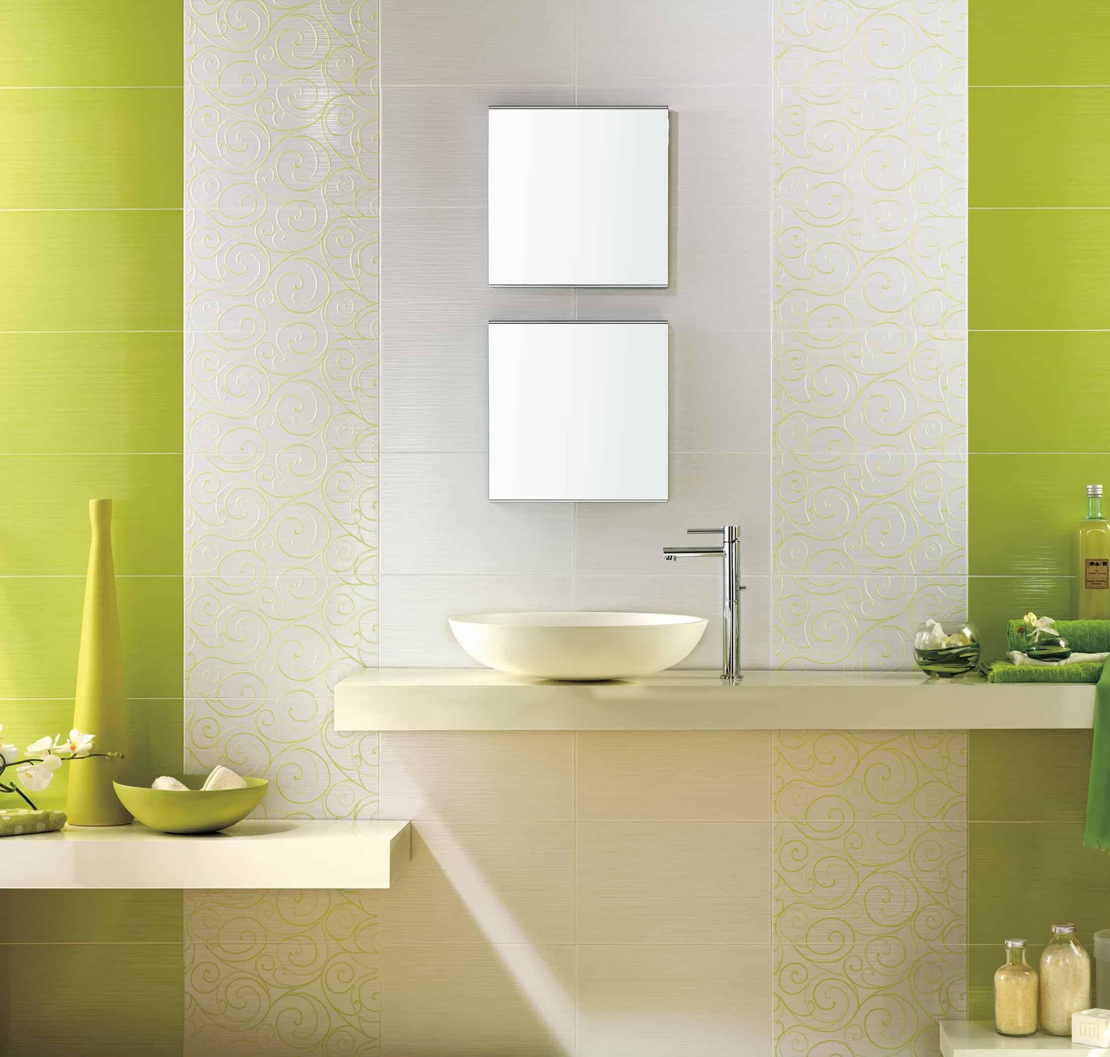Serie spring rivestimenti musis - Rivestimento bagno design ...