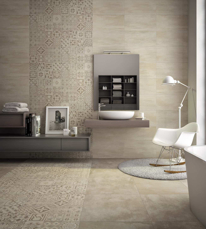 new concrete pavimento gres moderno beige 02 musis ceramica. Black Bedroom Furniture Sets. Home Design Ideas