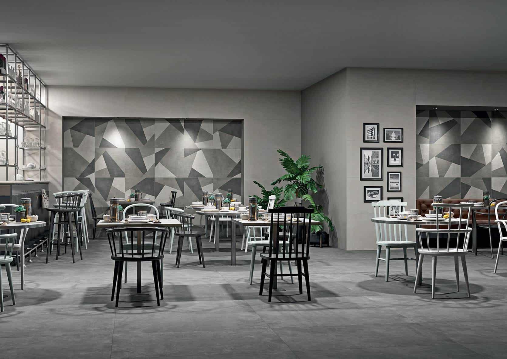 Serie urban space pavimenti e rivestimenti musis ceramica